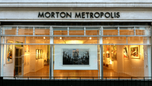 Morton Metropolis Contemporary Art Gallery Design